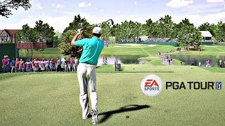 Rory McIlroy PGA Tour NEW COURSE - EAST LAKE GOLF CLUB! (Xbox One/Ps4 DLC Gameplay 1080p HD)