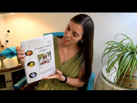Book And DVD Set From Jessica Comeau: Mountain Dulcimer Wildflowers
