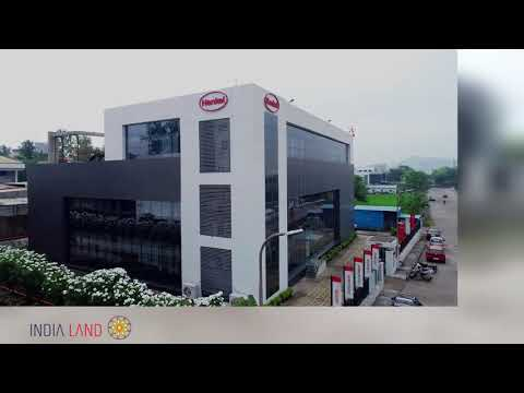 India Land Global IT Park Pune