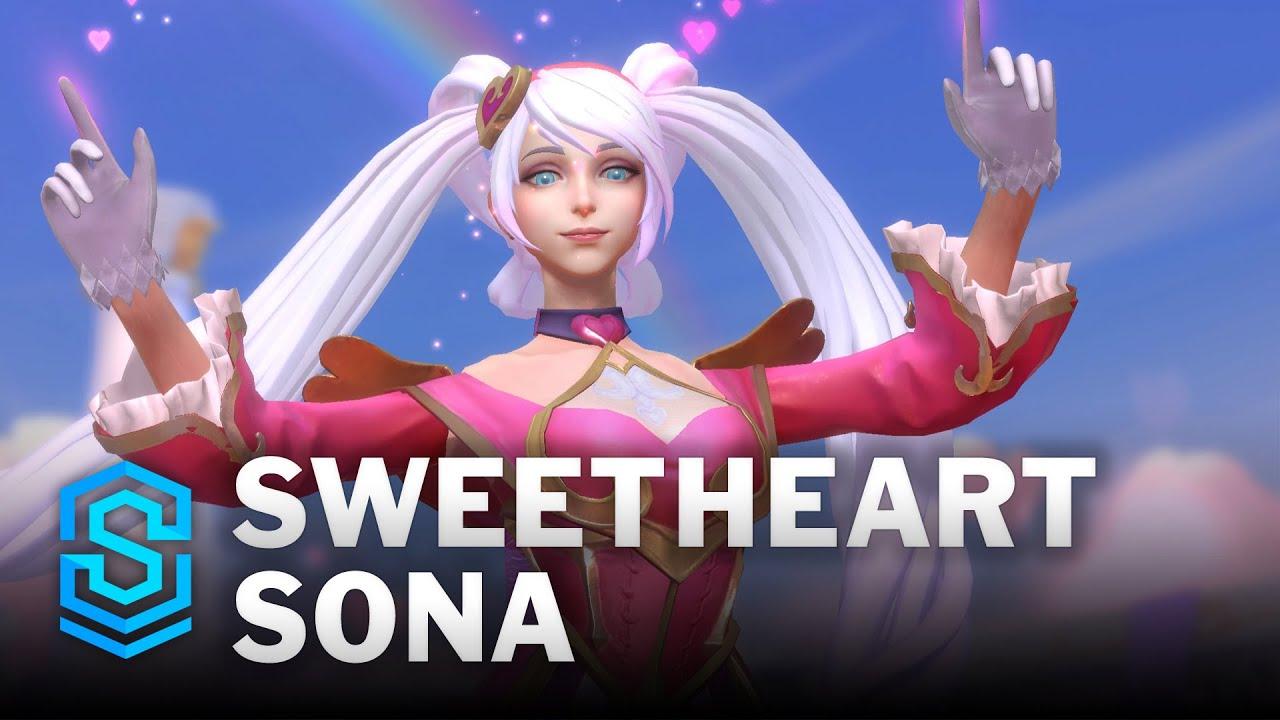 Sweetheart Sona Skin Spotlight