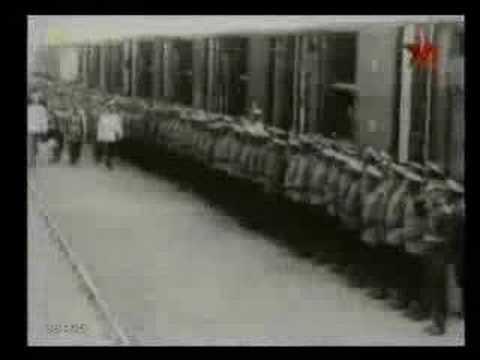 Russo-Japanese War, mobilization