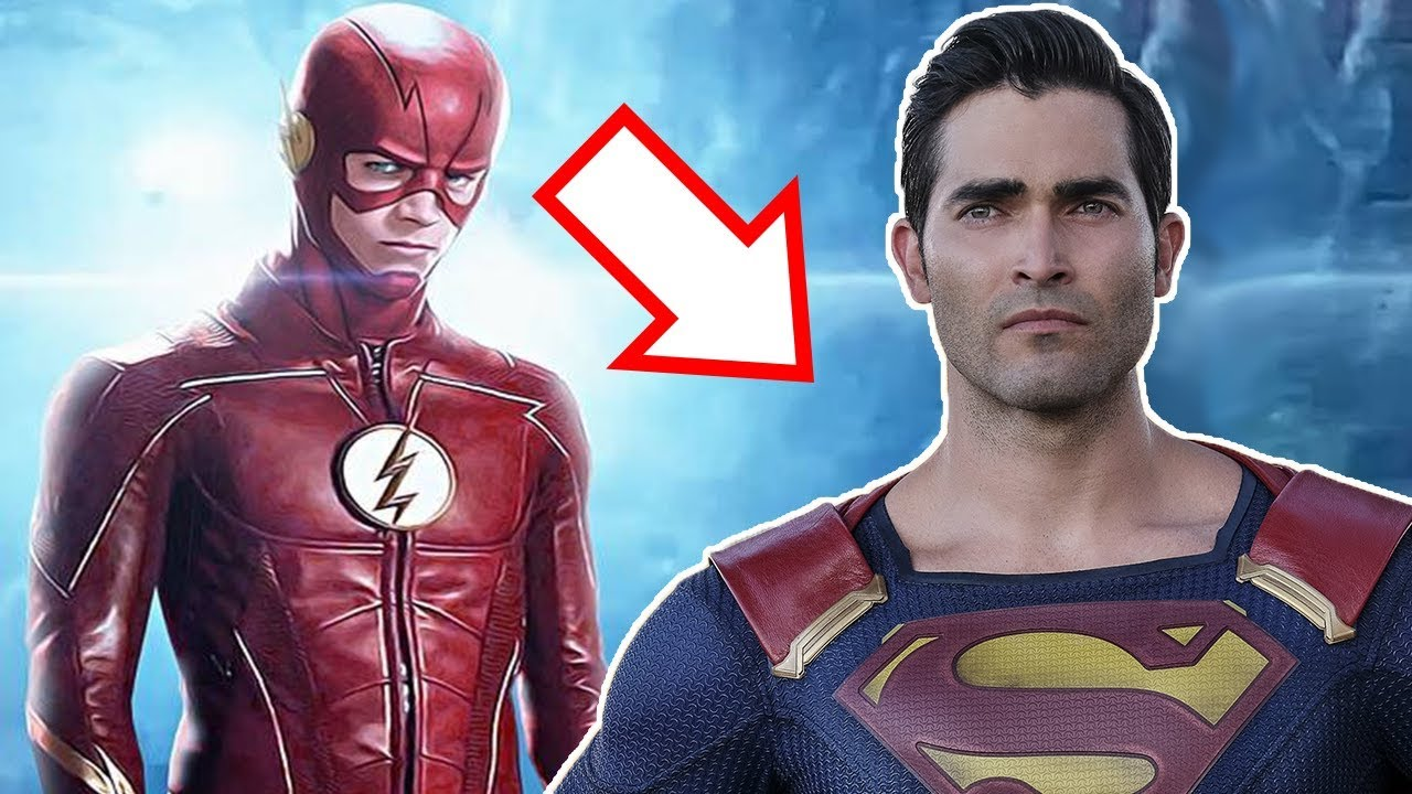will superman be in the crossover the flash season 4 q and a