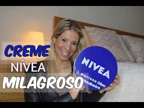 CREME NIVEA MILAGROSO - PARTE 1