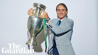Roberto Mancini on Italy's Euro 2020 win: 'Luck owed me something'