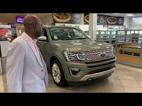 🚘 2020 Ford Expedition walk around and review 🥇-Peoria Ford-🥇| 480-249-0883| Rudi Mwonyonyi