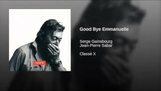 Good Bye Emmanuelle