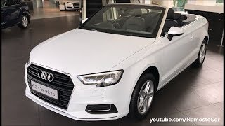Audi A3 Cabriolet 35 TFSI 2017 | Real-life review