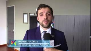 Viceministro de Empleo Invita al Foro ACOSET 2016