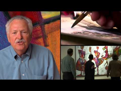 "Tony Askew on ""How to Become a Successful Artist"""