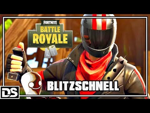 Fortnite Battle Royale Deutsch - NEUER MODUS Blitzschnell (Fortnite Gameplay German)