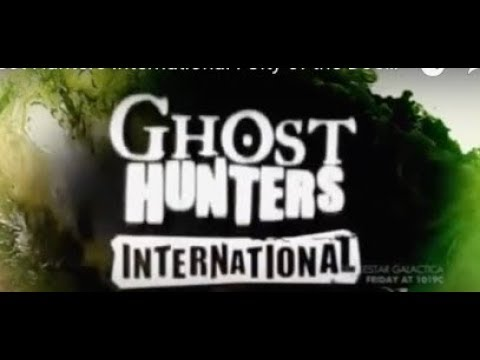 Ghost Hunters International : Hotel  OF Boo! : Hauntings of South Africa