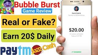 Bubble Burst Payment Proof | Bubble Burst Real or Fake? | Bubble Burst Game screenshot 3
