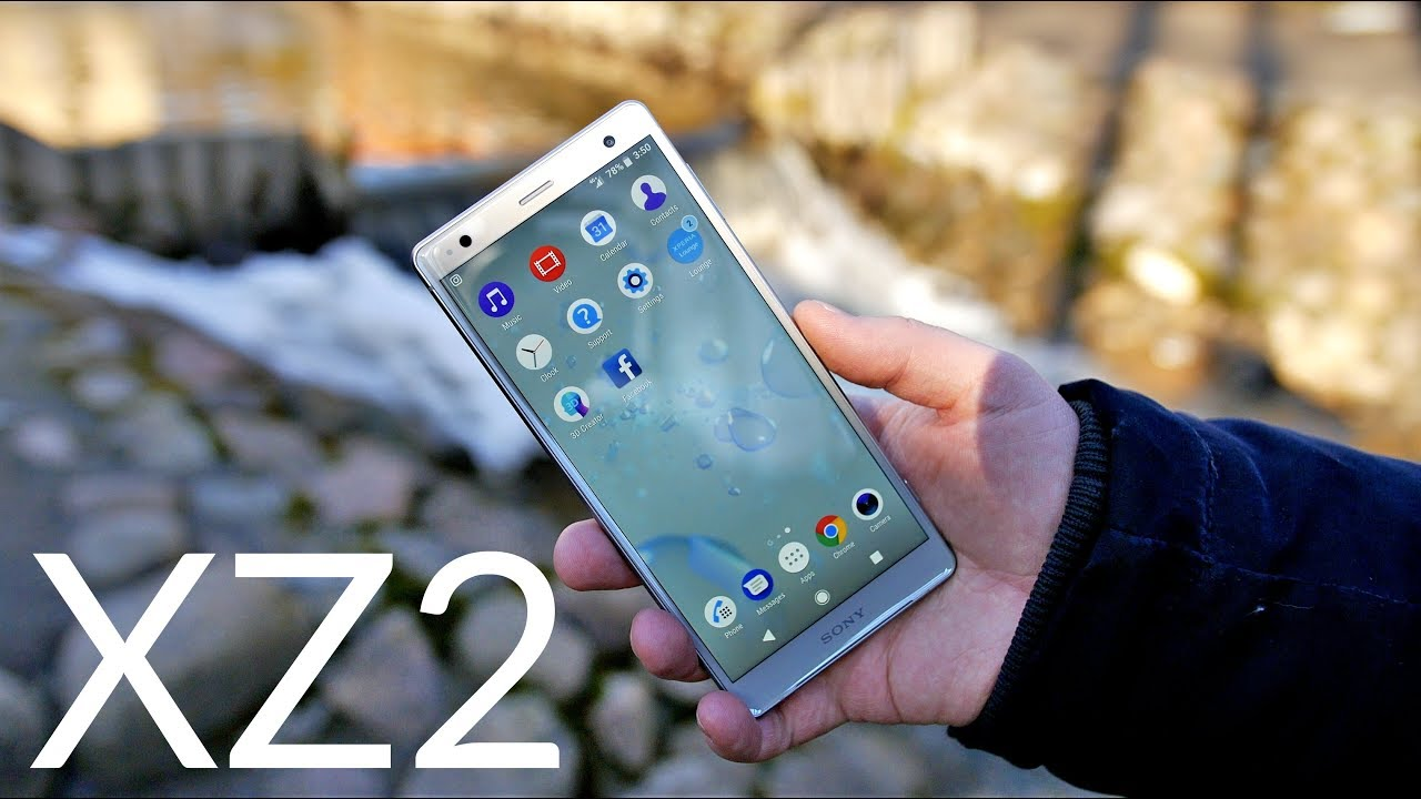 Sony Xperia XZ2 Review - The Best Sony Flagship Smartphone Yet