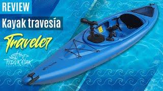 "Vídeo: Kayak travesia ""Traveler"""
