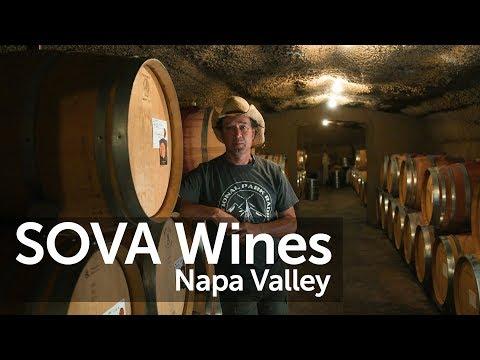 SOVA Wines, St. Helena, CA