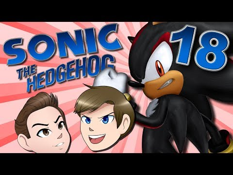 Sonic 06: Shadow's Shadow - EPISODE 18 - Friends Without Benefits