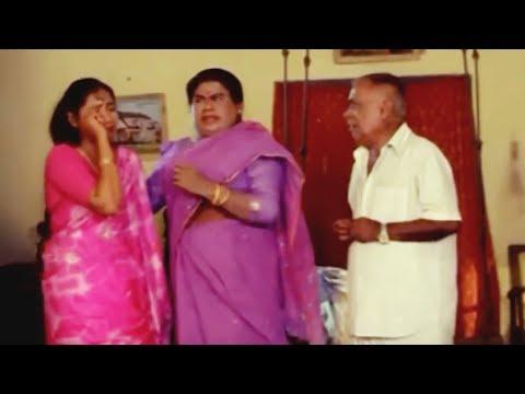 அப்பா இவுங்களாபாத்த என் அம்மா மாதிரி இருக்கு அம்மாத  #SENTHIL  #RARECOMEDYSCENE