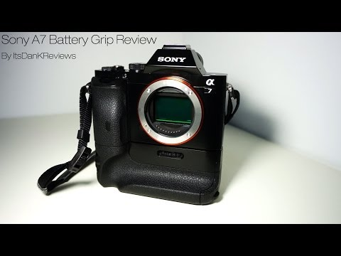 Sony A7/A7R Battery Grip Review VG-C1EM