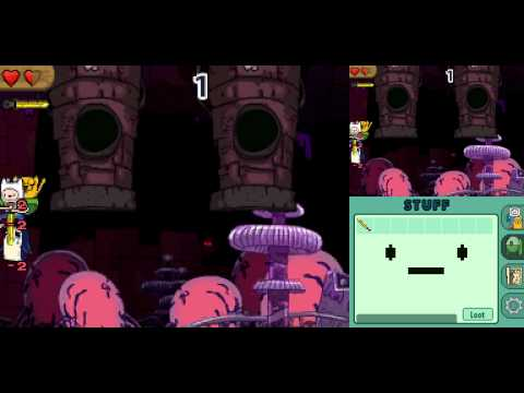 [TAS] DS Adventure Time: Hey Ice King! Why'd You Steal Our Garbage?!! by arandomgam[...] in 48:44.36