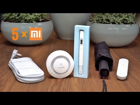 ✔ 5 Super Awesome Xiaomi Gadgets Under 25$ In 2019 🔥