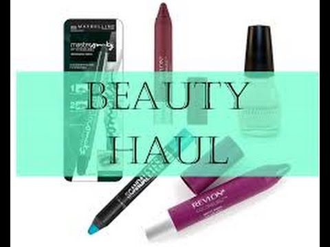 Beauty Haul: MakeUp, Soins....