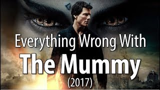 Well, sh*t. They remade The Mummy and somehow created the single most generic film ever made. It's like they signed Cruise and Crowe and then just stopped ...