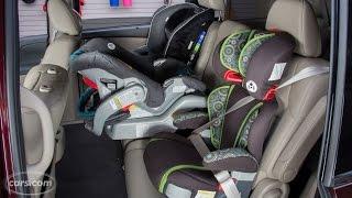 2015 Honda Odyssey Car Seat Check