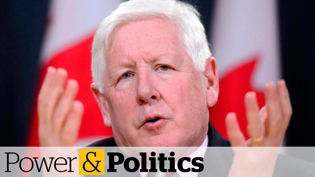 Bob Rae named Canadian ambassador to UN