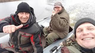Рыбалка на озере Налыши Идем в брод Испытание Форда на проходимость Плотва на удочку ЩУКА