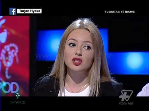 Oktapod - Fushata dhe Rinia. Pj.2 - 12 Maj 2015 - Vizion Plus - Talk Show