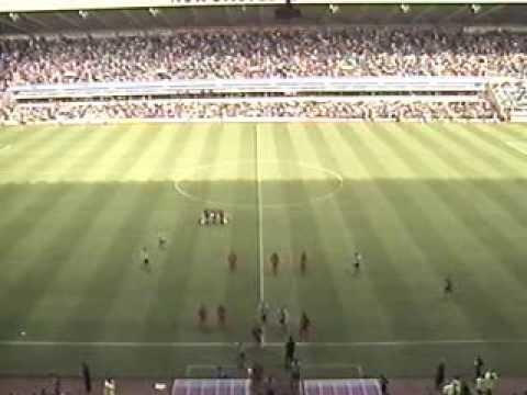 Newcastle Utd vs Wimbledon; St James Park, Sept 13 1997