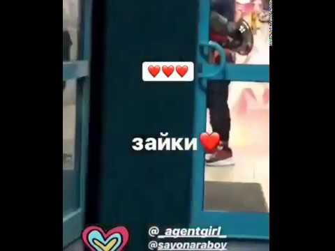 ЭЛДЖЕЙ И НАСТЯ ЦЕЛУЮТСЯ - Популярные видеоролики!