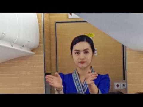 Lao Airline, Flight,31.7.2017(4)