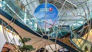 Türk Hava Yolları CIP Salonu | yoldaolmak.com