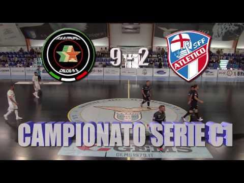 Calcio a 5, Serie C1: Italpol vs Atletico Fiumicino, highlights e interviste