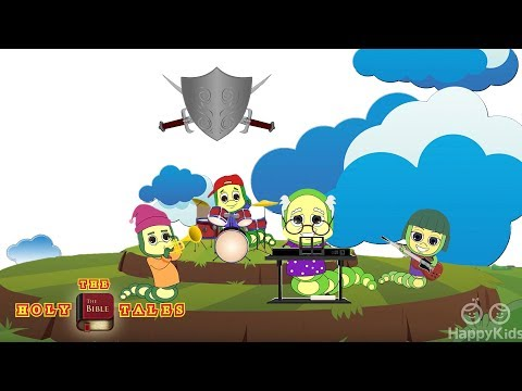 Down By The Riverside I Popular Bible Rhymes I Bible Songs For Children| Holy Tales Bible Songs