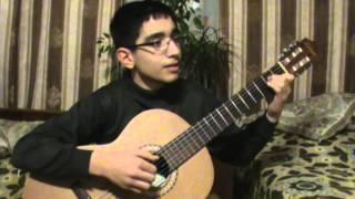 Сатиян Давид - Изгиб гитары жёлтой