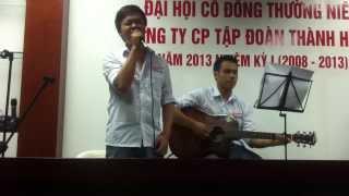 (Lam Trường) Mãi Mãi -  Acoustic Guitar cover by Mr.tmax ft Phạm Long