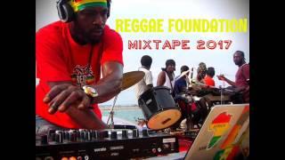the reggae foundation mixtape feat don g kabaka pyramid pressure anthony b cecile jan 2017