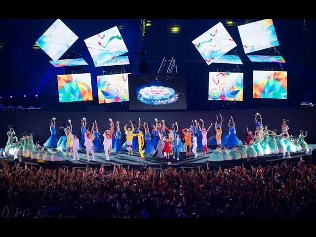 """Asian Games: Hangzhou 2022 Opening Ceremony (Live) - """"????�????"""