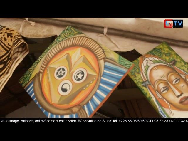 Exposition & Spectacle  avec Afrik Art Dance en Mars 2019 à l'Univers-Cité Sompohi Gothimascologie