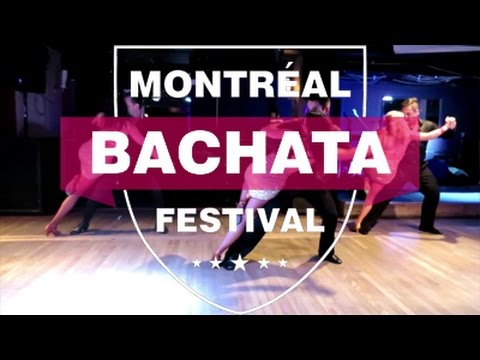 Strazzero Dance Academy at the Montreal Bachata & Kizomba Festival on March 24th 2016