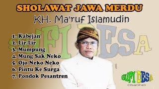 Download Mp3 Sholawat Versi Jawa Full | Kh. Ma'ruf Islamudin