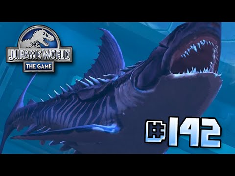 Aquatic Update & TRAILER!! || Jurassic World - The Game - Ep 142 HD