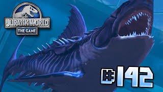 Aquatic Update & TRAILER!! || Jurassic World - The Game - Ep 142 HD