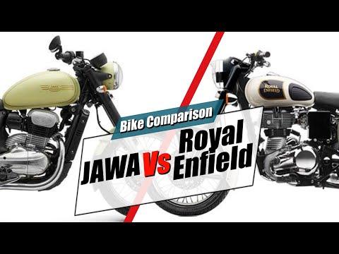 JAWA VS ROYAL ENFIELD   Is This End Of Royal Enfield Era ??   PP Vlogs