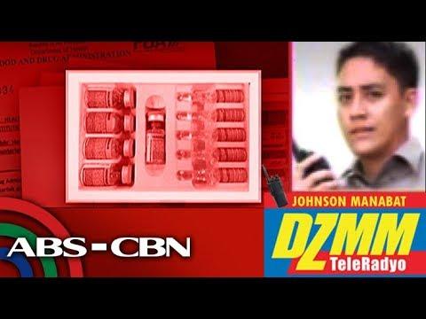 DZMM TeleRadyo: Counterfeit anti-rabies vaccine used in hospital made in PH - FDA
