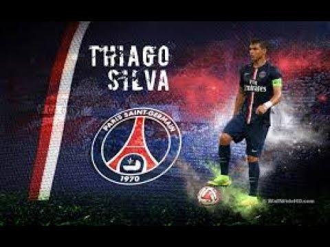 Thiago Silva-PSG WALL