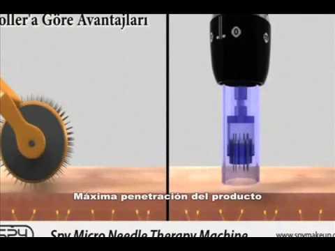DERMOGRAFO DIGITAL LIBERTY  micropigmentación y micropuntura juntos