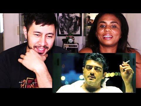 MANKATHA   Ajith Kumar   Trailer Reaction w/ Cortney